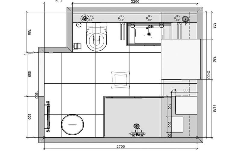 Badkamer woensdrecht strakke badkamer met grote douche for Planner badkamer