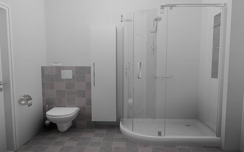 Badkamer Ossendrecht