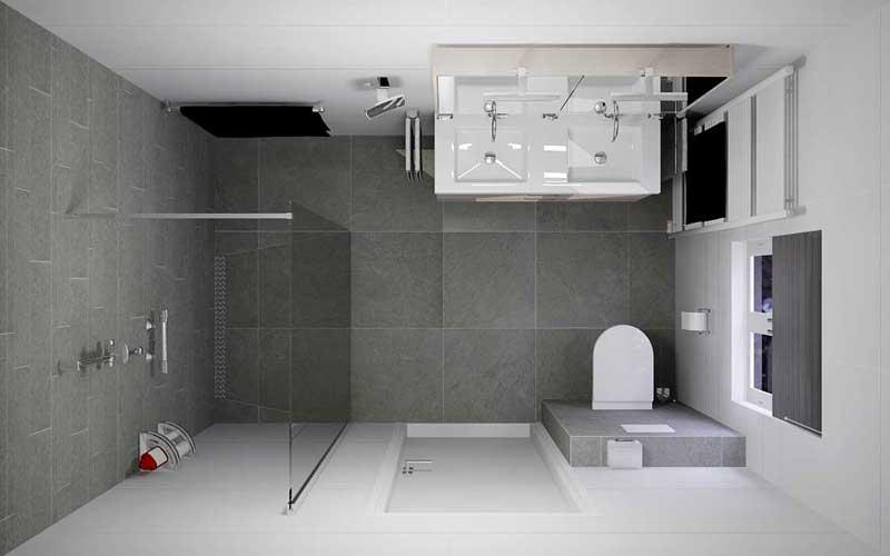 badkamer aanbieding, Badkamer
