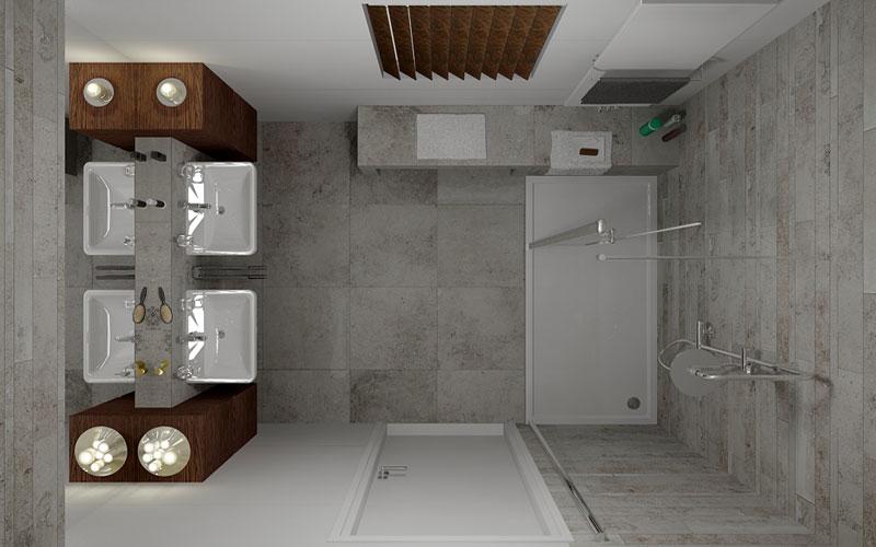 Badkamer Ontwerpen Voorbeelden: Badkamer tegels klein consenza for ...