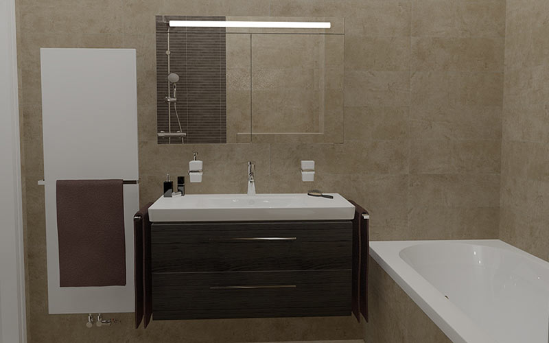 Badkamermeubel keramische wastafel badkamer ontwerp idee n voor uw huis samen met - Badkamer keramische ...