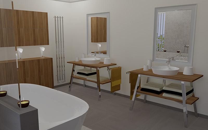 badkamer breda duravit starck cape cod badkamer. Black Bedroom Furniture Sets. Home Design Ideas
