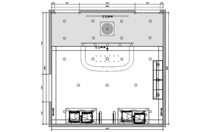 Kleine badkamer l vorm pussyfuck for for Plan kleine badkamer