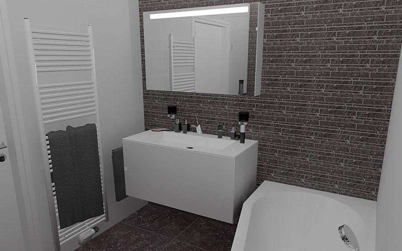 Kleine Smalle Badkamer : Kleine badkamer ideen van nerland interieur inrichting elegante