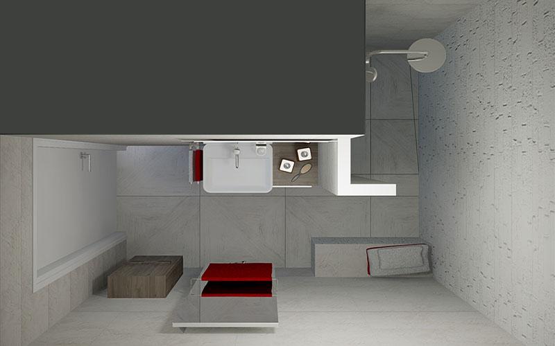 Inloopdouche Folie ~ Ontwerp inspiratie voor uw badkamer meubels ...
