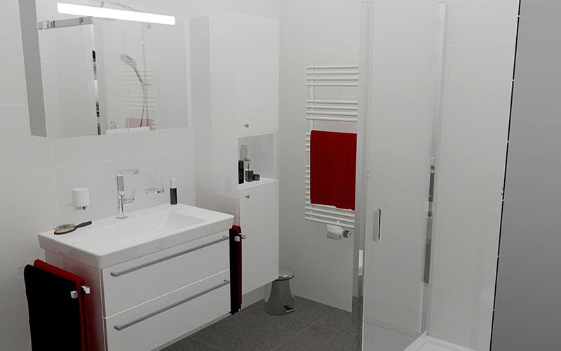 Badkamer kast wit hoogglans: goedkope kasten good open kast jasmijn