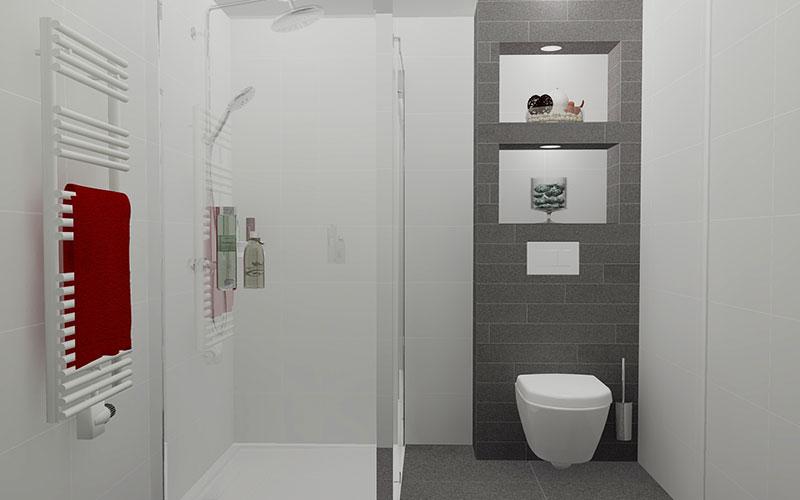 20170413&133758_Toilet In De Badkamer ~ Badkamer Wagenberg, nisjes boven het toilet