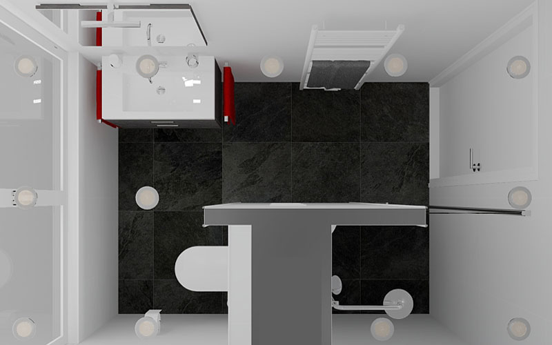 Badkamer lepelstraat toilet in badkamer of apart - Badkamer wc ...