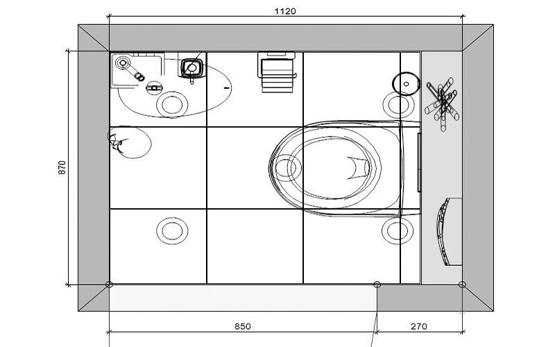 Toilet hoogerheide - Kaart badkamer toilet ...