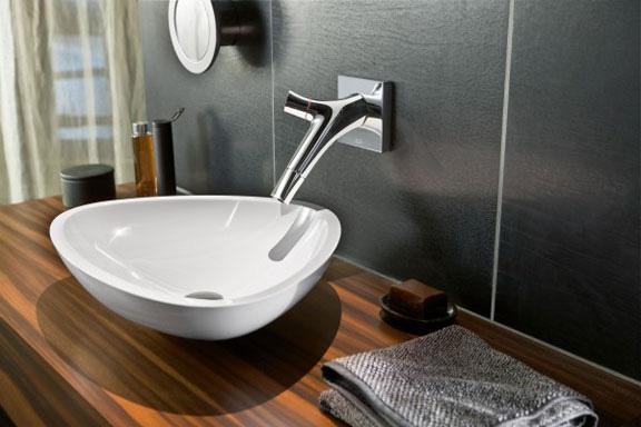 Philippe Starck Wastafel : Me by starck geeft je badkamer een sensuele uitstraling