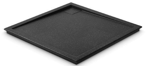 Sealskin Allure solid surface douchebak