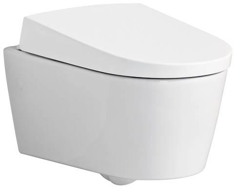 geberit aquaclean sela toilet met onderdouche. Black Bedroom Furniture Sets. Home Design Ideas