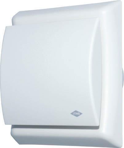Stille ventilator badkamer