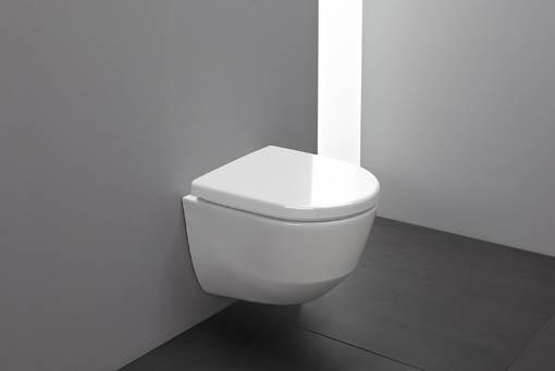 laufen pro randloze toilet met easyfit montage. Black Bedroom Furniture Sets. Home Design Ideas