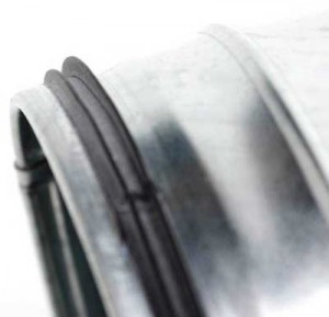Air Spiralo ventilatiebuizen