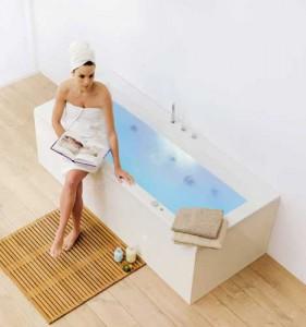 Wavedesign by Wisa whirlpool baden