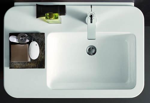 Sphinx 355 hedendaags en strak design in de badkamer