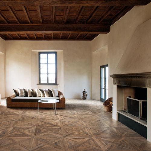 refin baita vloertegels met een houtdecor