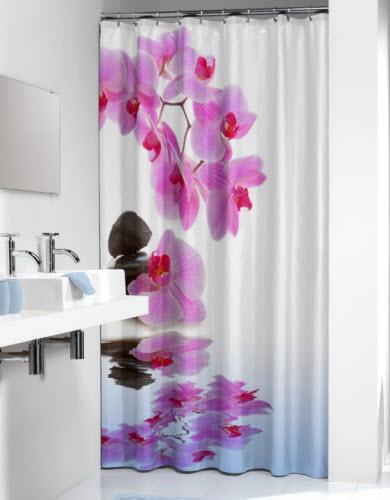sealskin badmatten en douchegordijnen mode in de badkamer