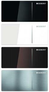 Geberit afstandsbediening Type 70 panelen