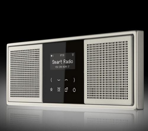 Jung Smart Inbouwradio In De Badkamer Keuken Of Als