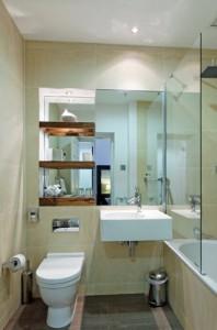Lumiance Instar Pro led spot in de badkamer