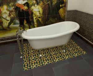 Klassieke badkamer ontwerpen