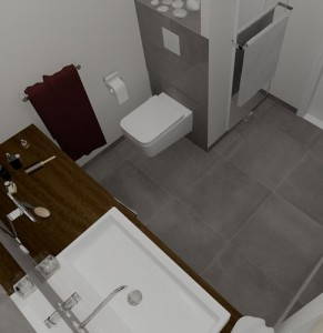 Moderne badkamer ontwerpen