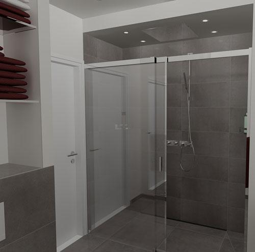 een moderne badkamer ontwerpen