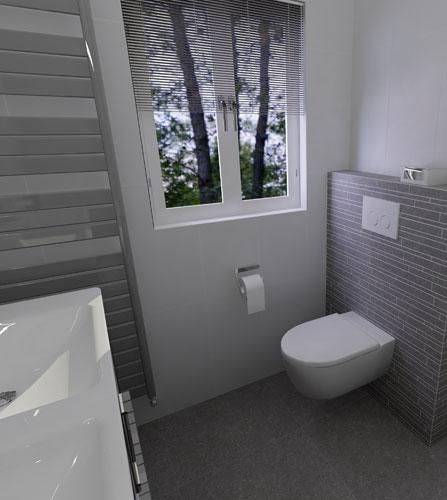 Een badkamerontwerp voor de tijdloze badkamer - Kleur idee ruimte zen bad ...