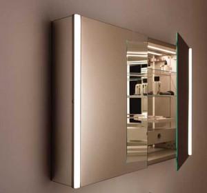 Emco spiegelkast met led verlichting