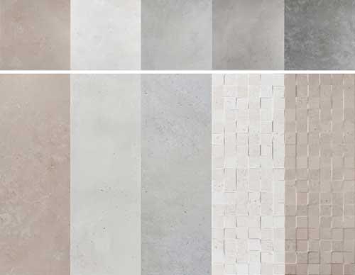 Tegels Badkamer Lelystad : Porcelanosa portland tegels voor de moderne badkamer