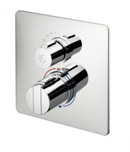 Ideal Standard easybox slim inbouwthermostaat