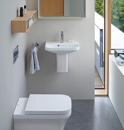 duravit p3 comforts nieuw van phoenix design. Black Bedroom Furniture Sets. Home Design Ideas