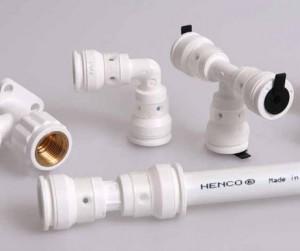 Henco Vision koppelingen