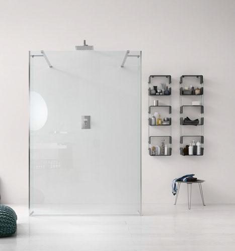 Kleine Badkamer Tegelen ~ Stijlconcepten met badkamermeubelen en douchecabines