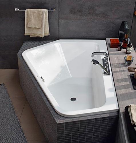 whirlpool bad ervaringen: beste verkoper driehoek hoek acryl, Badkamer