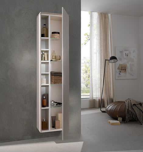 keuco edition 400 badkamermeubelen en wastafels voor droombadkamers. Black Bedroom Furniture Sets. Home Design Ideas