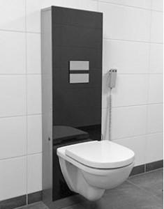 Wisa Vario Tronic in hoogte verstelbaar toiletsysteem