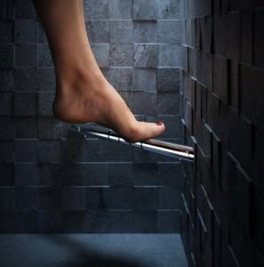 Geesa voetensteun
