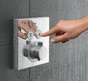 Hansgrohe ShowerSelect inbouwkraan