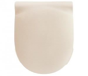 Pressalit toiletbril met stippen