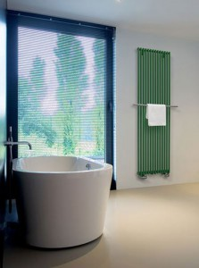 Vasco designradiator groen