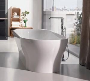 Grohe Essence new staande badmengkraan