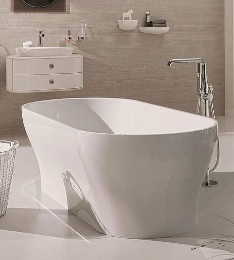 Badkamer Mengkraan Grohe.Grohe Essence Een Minimalistische Kraan Voor Elke Badkamer