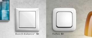 Busch-balance Si en Reflex Si