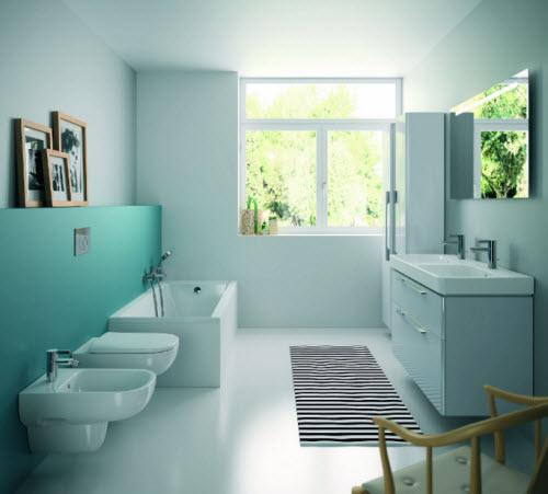 sphinx 335 sanitair voor de badkamer in twee stijlen