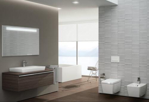 Badkamer Sanitair Tilburg : Vitra inspirerend sanitair voor de moderne badkamer