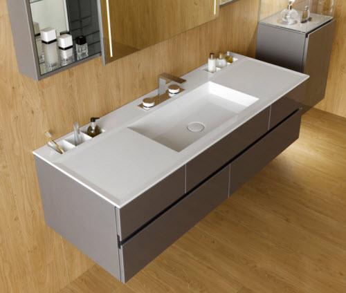 Badkamermeubel groot badkamer ontwerp idee n voor uw huis samen met meubels die - Badkamer badplaats ...