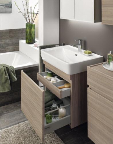 nieuwe badkamermeubels in de sphinx 320 serie